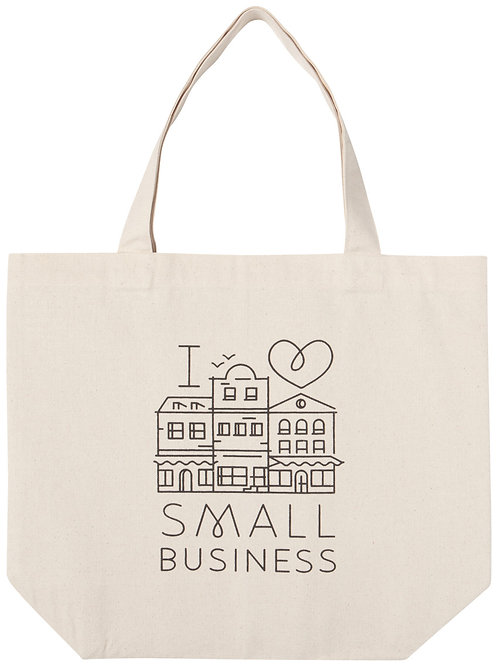 Now Designs Small Business Tote Bag