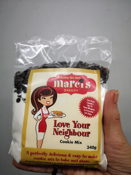 Marci's Bakery Love Your Neighbour Mix