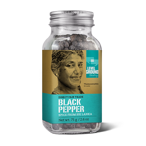Level Ground - Black Pepper