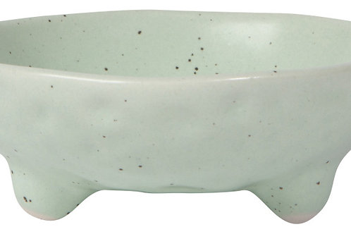 Now Designs Footed Bowl in SEAFOAM