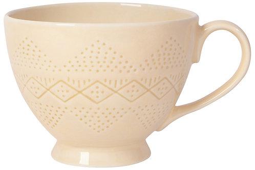 Now Designs Adorn Mug in VANILLA