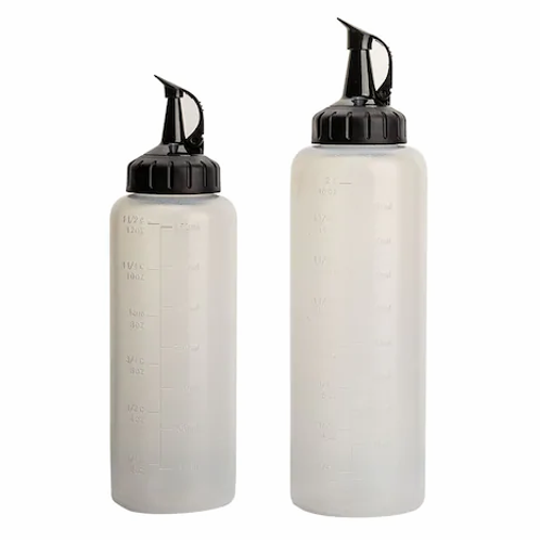 OXO Squeeze Bottles - set of 2