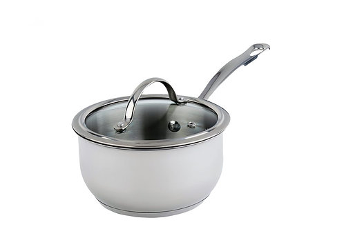 Meyer 1.1l Nouvelle Stainless Steel Saucepan