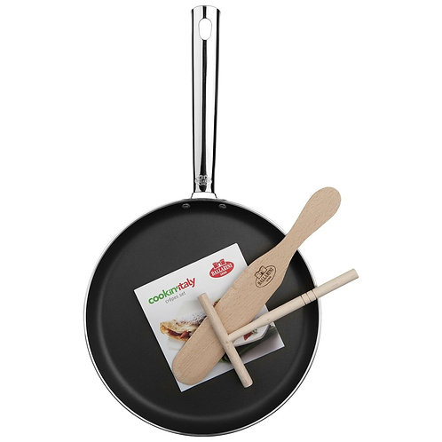 ZWILLING Ballarini Cookin' Italy Crepe Pan Gift Set
