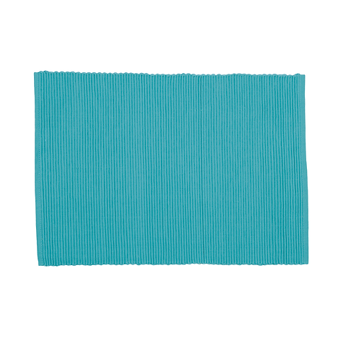 Now Designs Spectrum Place Mat in TURQUOISE