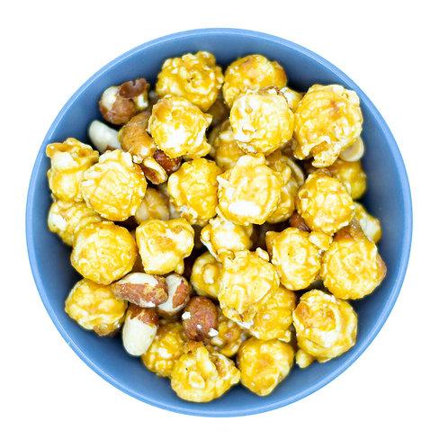 Comeback Snacks Caramel Nut Crunch Popcorn SM