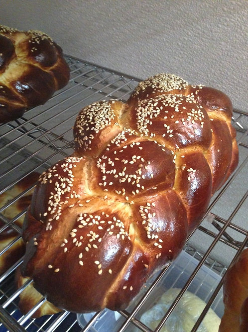 The Bagel Oven Challah Bread