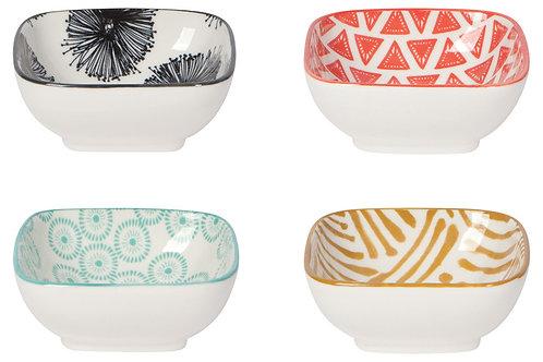 Now Designs Pinch Bowl Set of 4