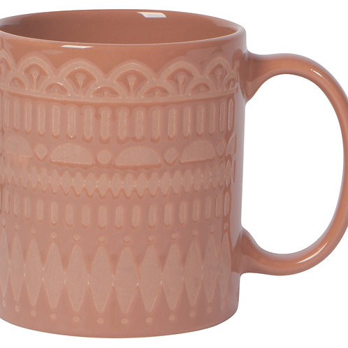 Now Designs Gala Mug in Terracotta
