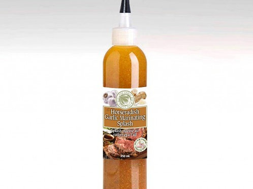 Garlic Box Garlic Horseradish Splash Marinade