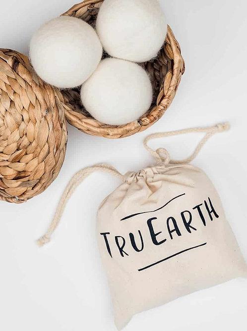 Tru Earth Wool Dryer Balls 4pk