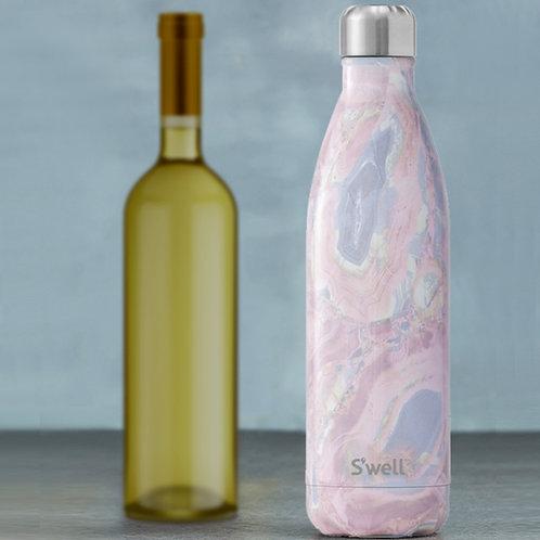 Swell Geode Rose Bottle - 750 ml (25 oz)