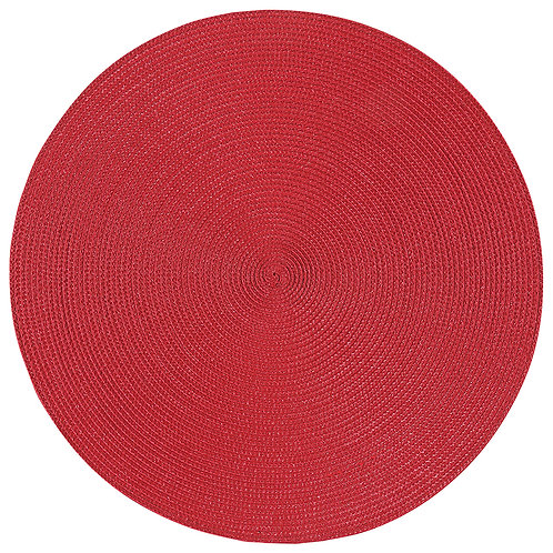Now Designs Disko Place mat in Chilli