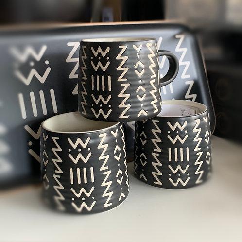 Danica Studio Mug Black