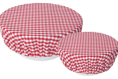 Now Designs Bowl cover Set in GINGHAM