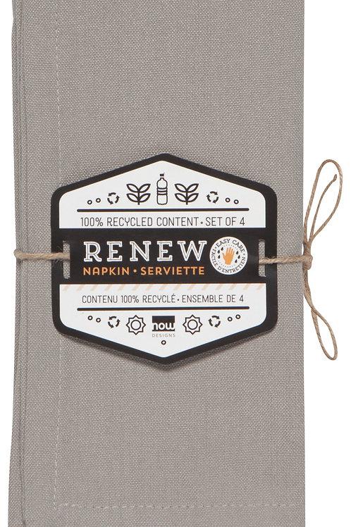 Now Designs Renew Napkins Set of4