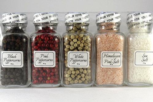Club Pantry Medium S&P Gift Set
