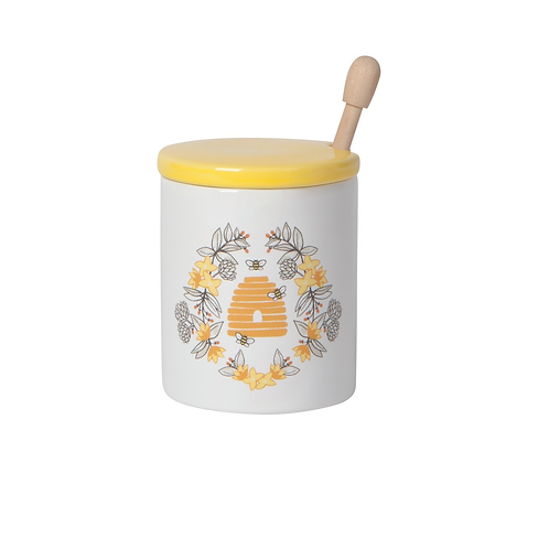 Now Designs Bees Honey Pot