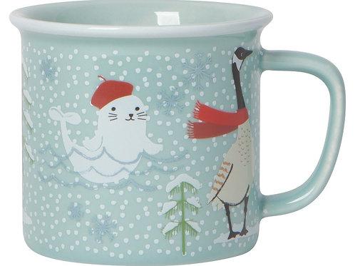Now Designs Nice Weather Eh? Heritage Mug