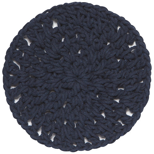Now Designs Midnight Heirloom Knotted Trivet