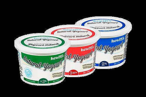 Hewitt's Dairy Yogurt 2%