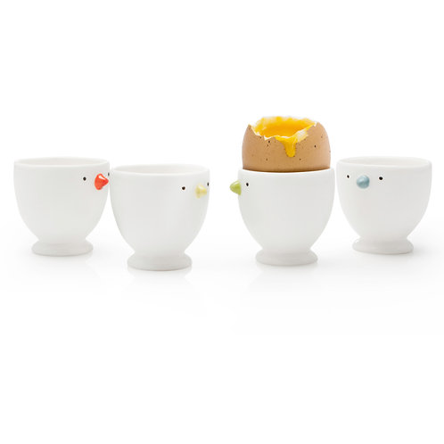 BIA Chick Egg Cups 4pc
