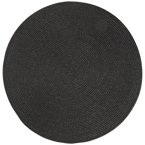 Now Designs Disko Place mat in BLACK
