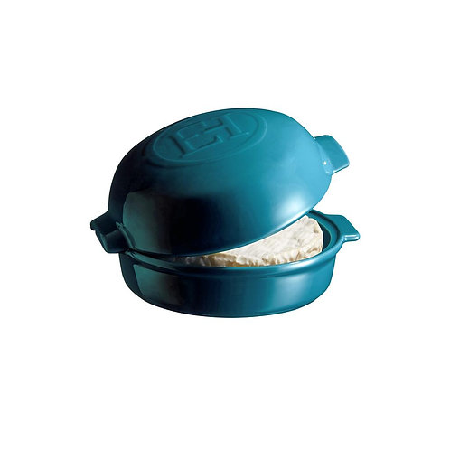 Emile Henry Cheese Baker in TURQUOISE