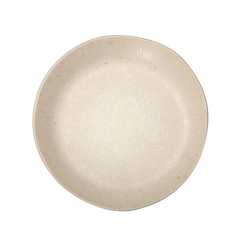 BIA Salad Plate In WHITE