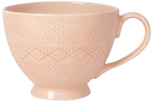 Now Designs Adorn Mug in PEACH