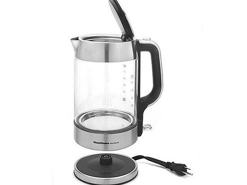 Chef'sChoice Cordless Electric Glass Kettle 682