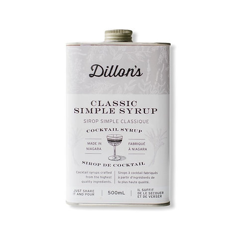 Dillons Cocktail Syrups