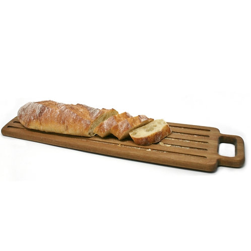 Danes Double-Sided Acacia Wood Bread Board