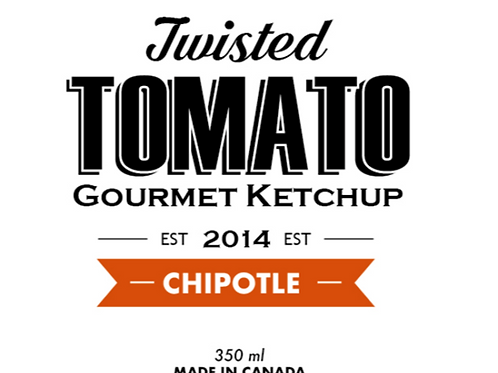 Twisted Tomato Ketchup CHIPOLTLE