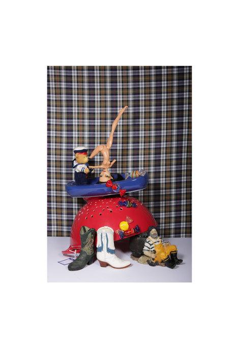 Teddy Leggy Doll