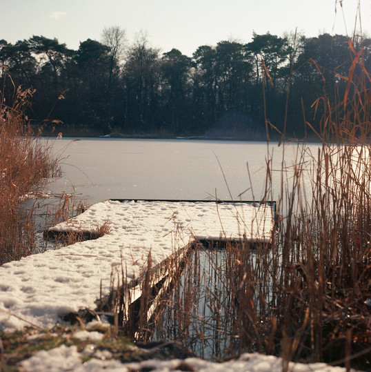 Snow Lower Lake