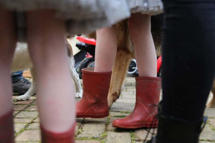 Boots & Legs