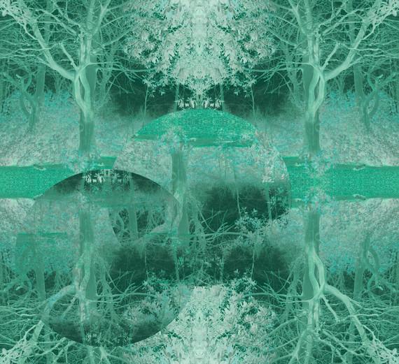 Circles 2 Green