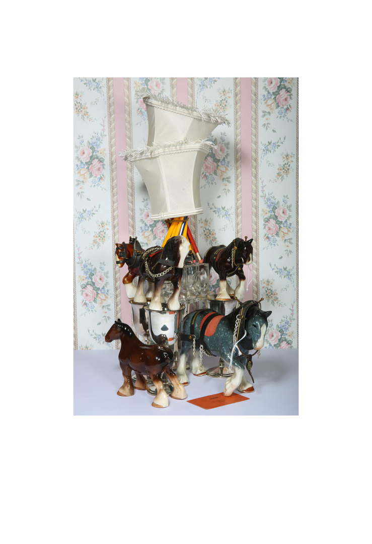 Horses and Silver Cups