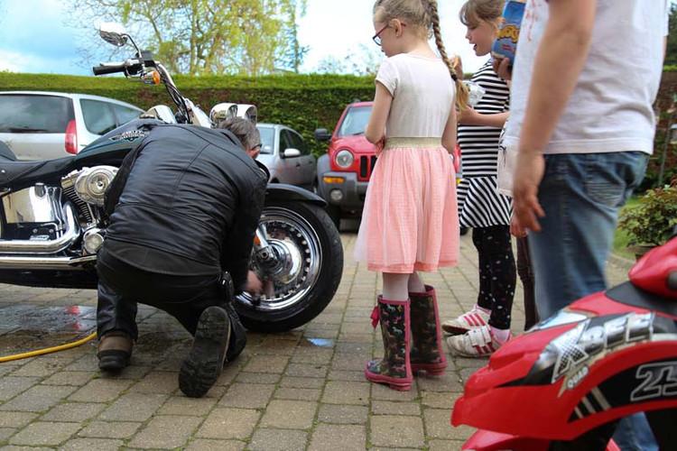 Motorbike & Boots