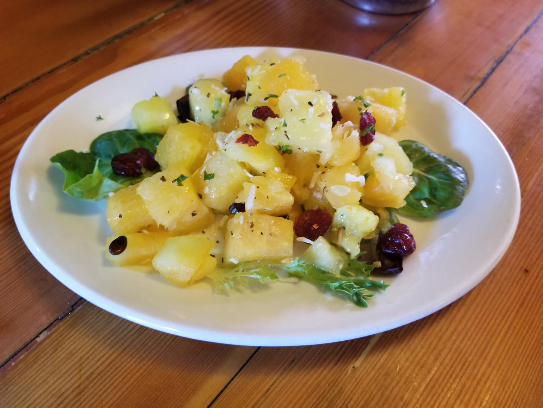 Local Melon Salad Special