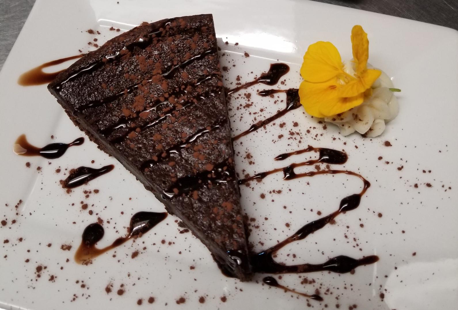 Chocolate Truffle Dessert