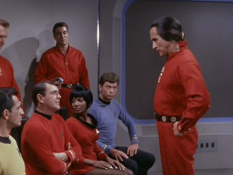 Review – Star Trek S01E22 Space Seed