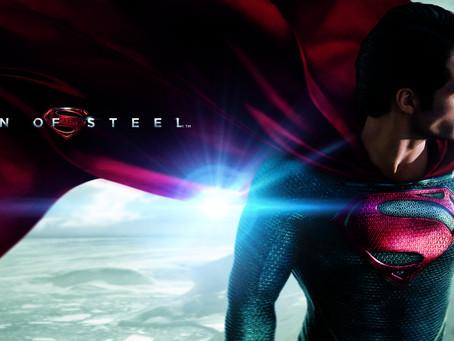 Reviewing – Man of Steel