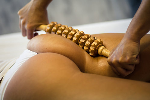 Maderoterapia (Wood Therapy)