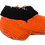 Thumbnail: Booties - Orange, Black & White