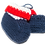 Thumbnail: Baby Booties - Red, White & Blue
