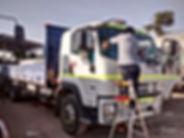 Instalación en camiones