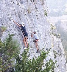 École d'escalade Hautes Alpes