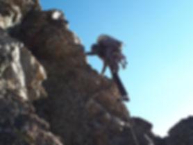 petit pelvous alpinisme